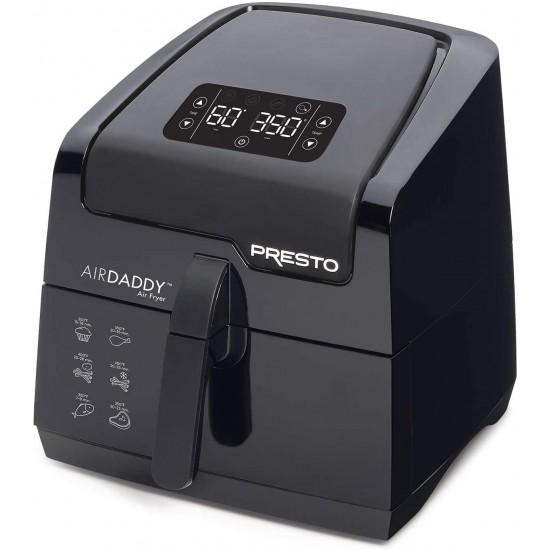 Presto Digital AirDaddy 4.2-Quart Electric Air Fryer