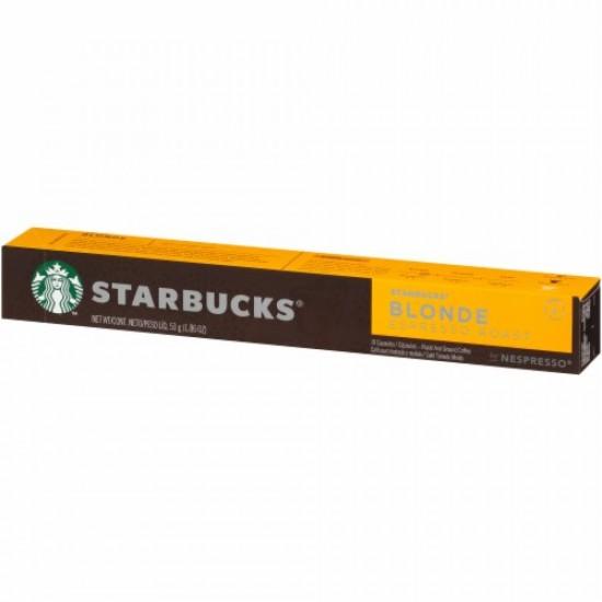 Starbucks by Nespresso, Blonde Roast Espresso