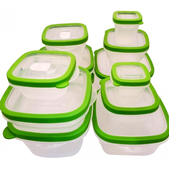 24PC Food Storage Ventilation Lids