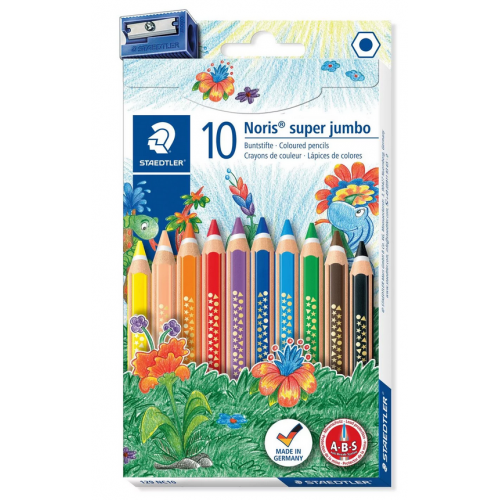 Super jumbo  colour pencils