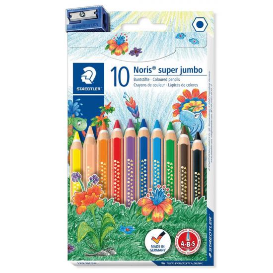 Super jumbo  colour pencils