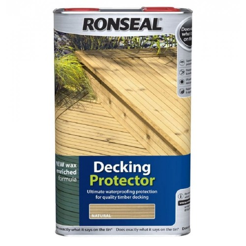 ULTIMATE DECK PROTECTION NATURAL 5L