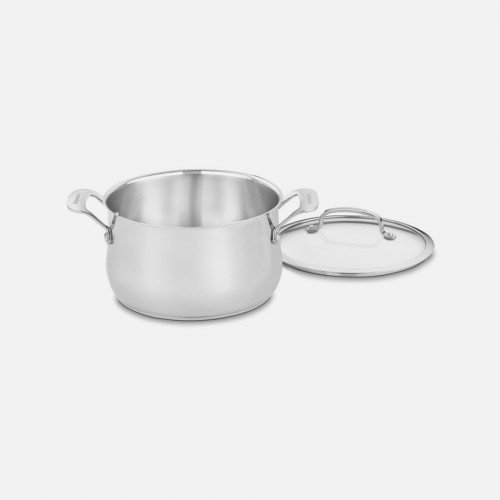 5 QUART DUTCH OVEN WITH COVER