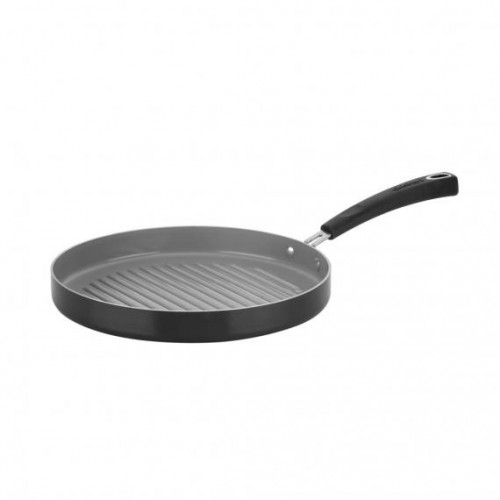 """12"""" ROUND GRILL PAN"""