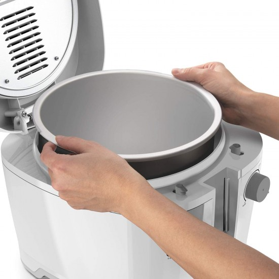 CoolDaddy® cool-touch deep fryer
