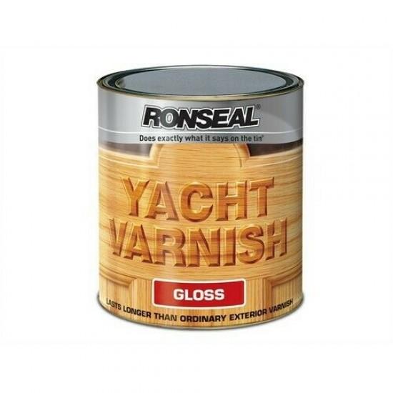 Exterior Yacht Varnish Gloss 1 Litre