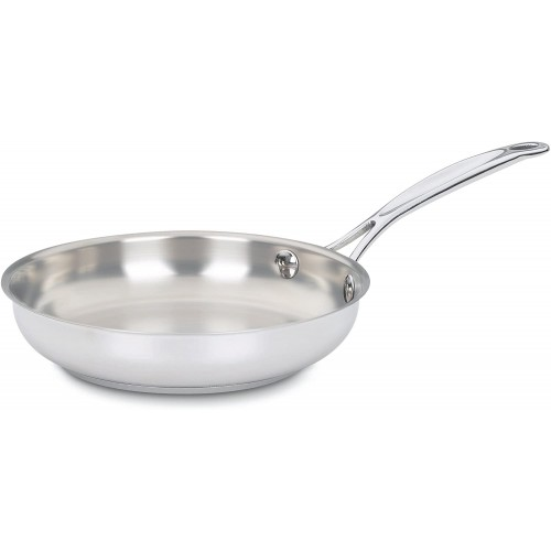 CHEF'S CLASSIC™ STAINLESS 8'' SKILLET
