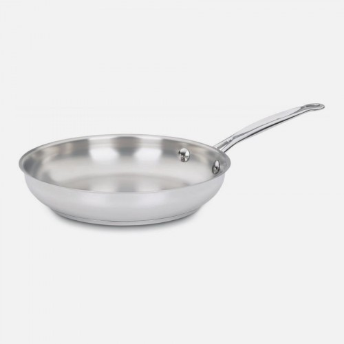 """CHEF'S CLASSIC™ STAINLESS 9"""" SKILLET"""
