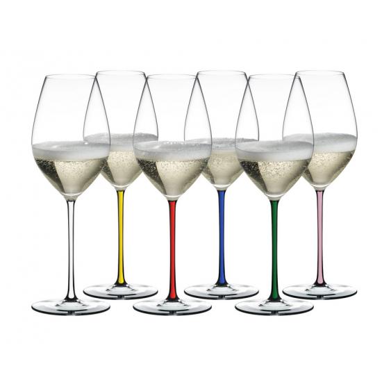 RIEDEL FATTO A MANO CHAMPAGNE WINE GLASS
