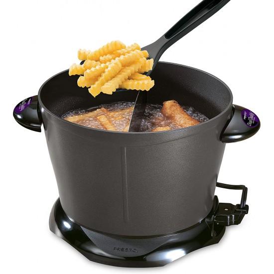 DualDaddy® electric deep fryer
