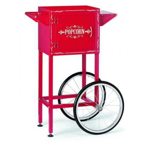 CPM-2500TR Red Trolley to be used with Cuisinart CPM-2500 Popcorn Maker