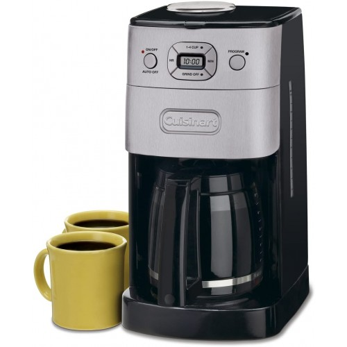 Grind & Brew™ 12 Cup Automatic Coffeemaker