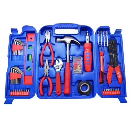 100-PIECES Multi-Purpose Tools Set