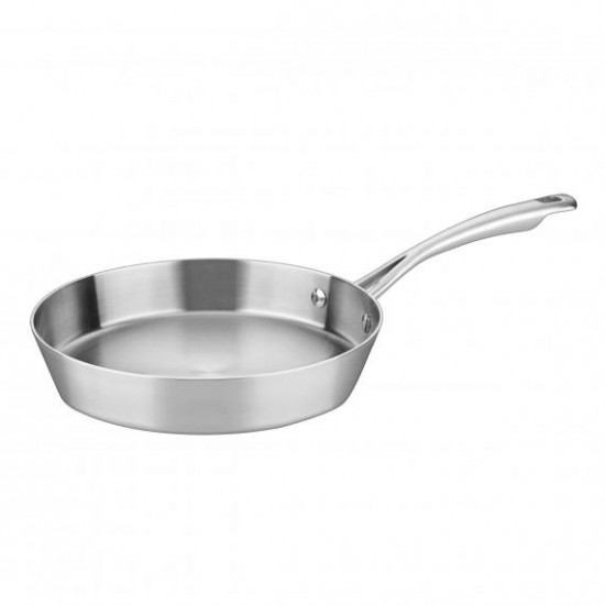 """10"""" SKILLET MULTICLAD CONICAL TRI-PLY"""