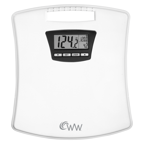 WEIGHT TRACKER SCALE