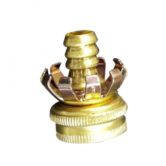 "1/2"" Female Metal Coupling"