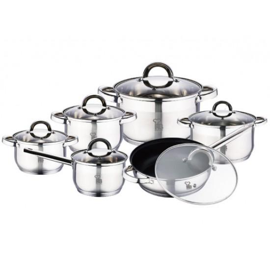 12 Piece Cookware