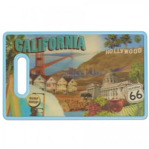 3D CALIFORNIA CUTTING BOARD
