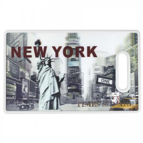 3D NEW YORK CUTTING BOARD