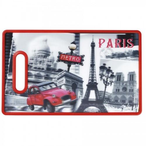 3D PARIS CUTTING BOARD