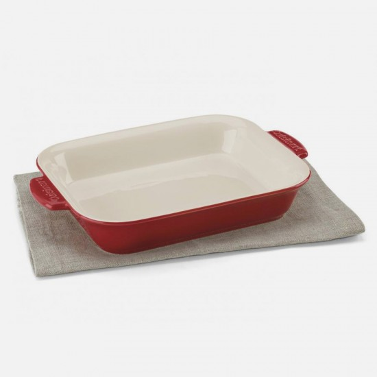 2 QUART MEDIUM RECTANGULAR BAKER