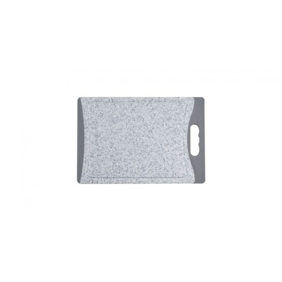 """11"""" MARBLE POLY CUTTING BOARD"""