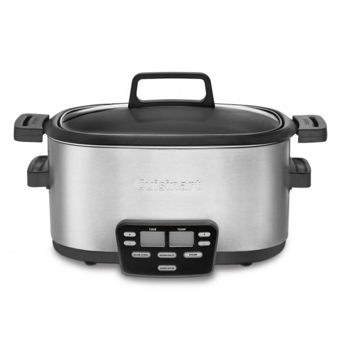 6 Quart 3-in-1 Cook Central® Multicooker