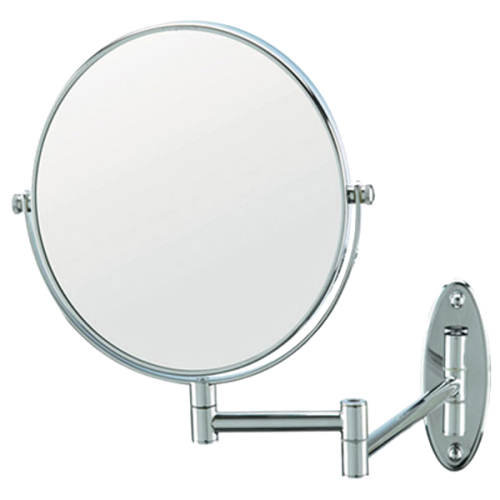 "41741W 8"" Diameter Wall Mount Mirror"