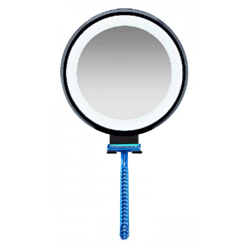 Fog-Free/LED Lighted Men's Mirror