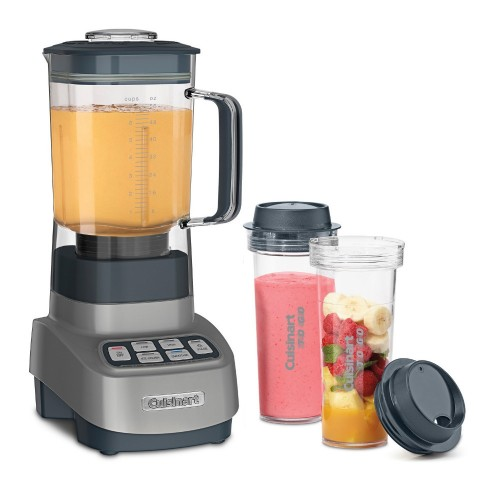 Cuisinart Velocity Ultra 7.5 1-HP Blender With 2 Travel Cups