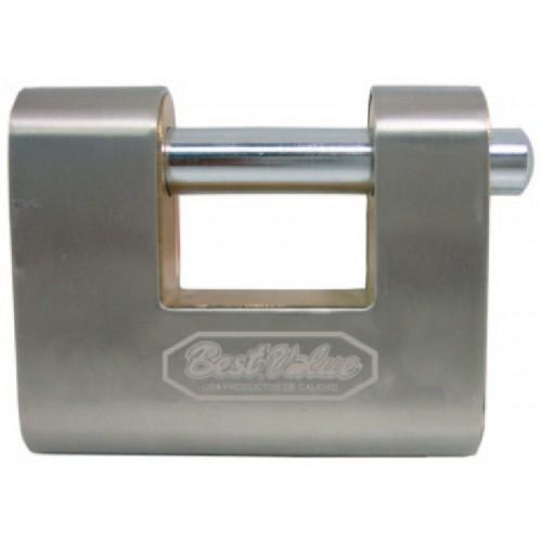 90MM S/S  Anti-theft Padlock