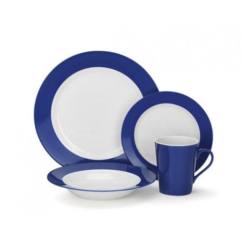 Renage Collection 16-Piece Porcelain Dinnerware Set
