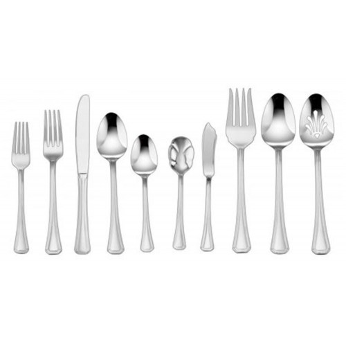 Acalyn 45-Piece Set, Stainless Steel.