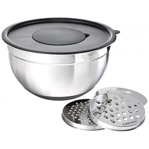Mixing Bowl with Graters