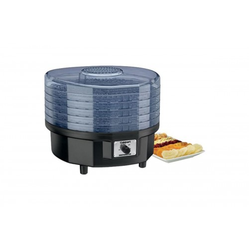 Food Dehydrator, Steel Gray