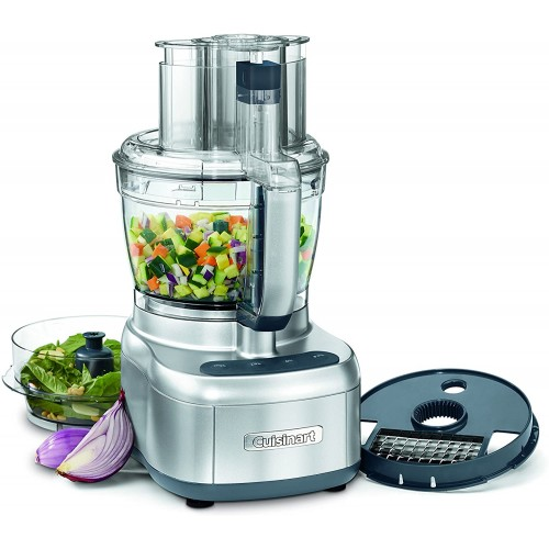 Elemental 13 Cup Food Processor and Dicing Kit