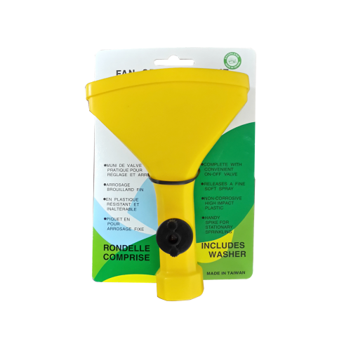 PLASTIC FAN HAND SPRAY