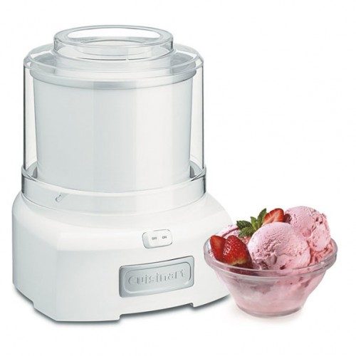 1.5 Quart Frozen Yogurt-Ice Cream Maker.