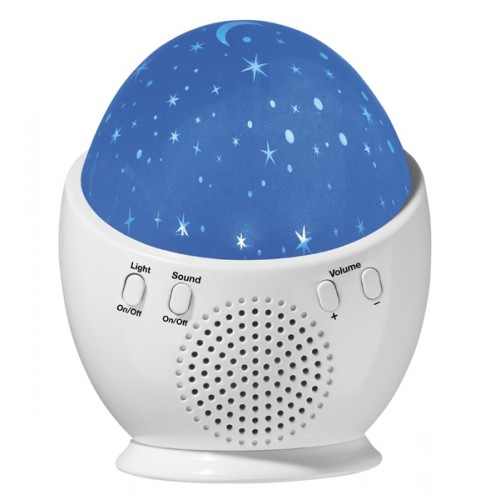 Dream Tones by Conair Night Light & Sound Machine