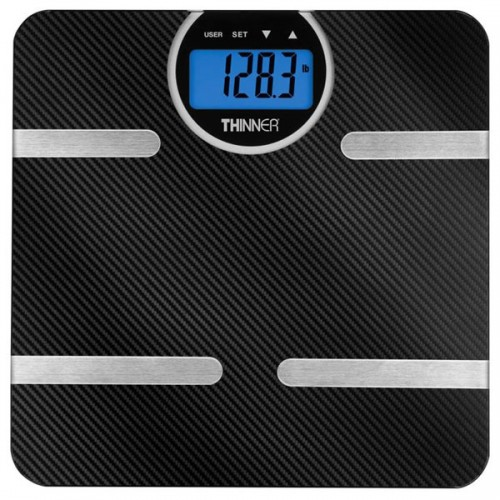 Carbon Fiber Body Analysis Scale