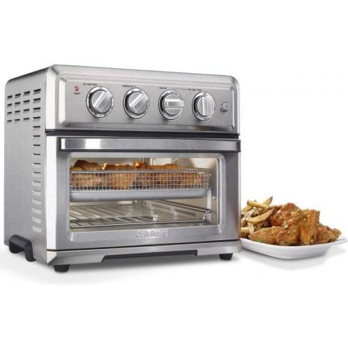 Cuisinart TOA-60 Convection Toaster Air Fryer, Silver
