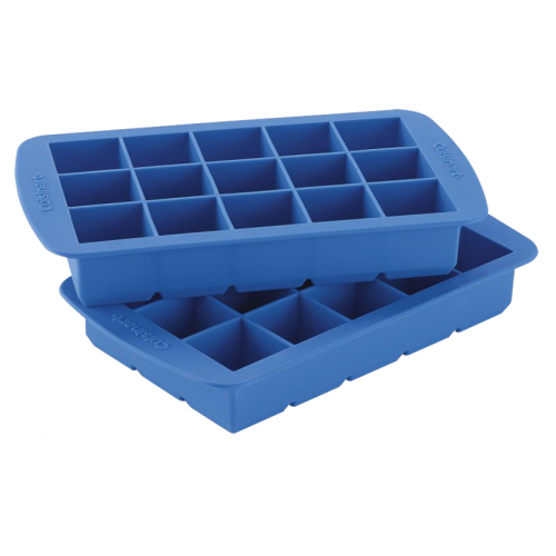 Silicone Ice Cube Trays (Pack of 2)